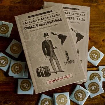 Cuaderno de Viaje Cátedra Marta Traba