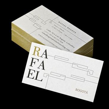Rafaél Restaurante Bogotá