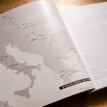 Mapas – El viaje de Oriente