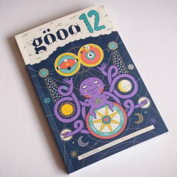 """Revista Göoo #12 """"Cosmos"""""""