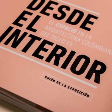 Desde el interior – Libro Guión.