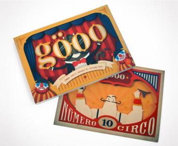 "Göoo Magazine #10 – ""Circo"""