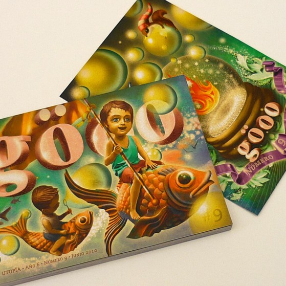 """Göoo Magazine #9 – """"Utopía"""""""