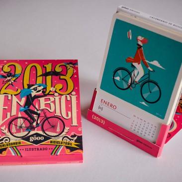Calendarios Göoo – 2010 / 2013