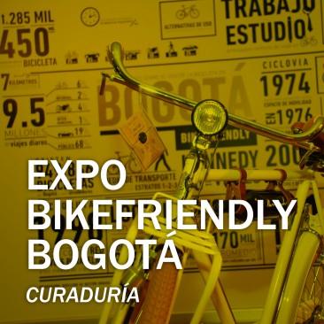 Expo Bikefriendly Bogotá